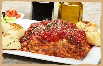 Picture of Homemade Lasagna